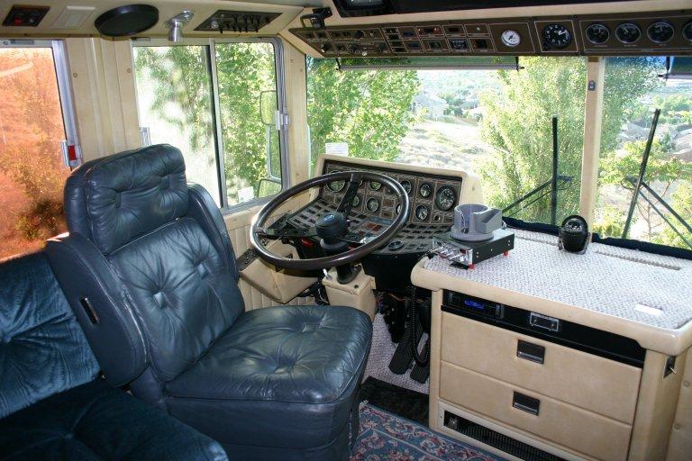 1986 Blue Bird Wanderlodge Pt40 For Sale